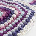 Bobble Stitch Afghan Square: Blog Hop CAL