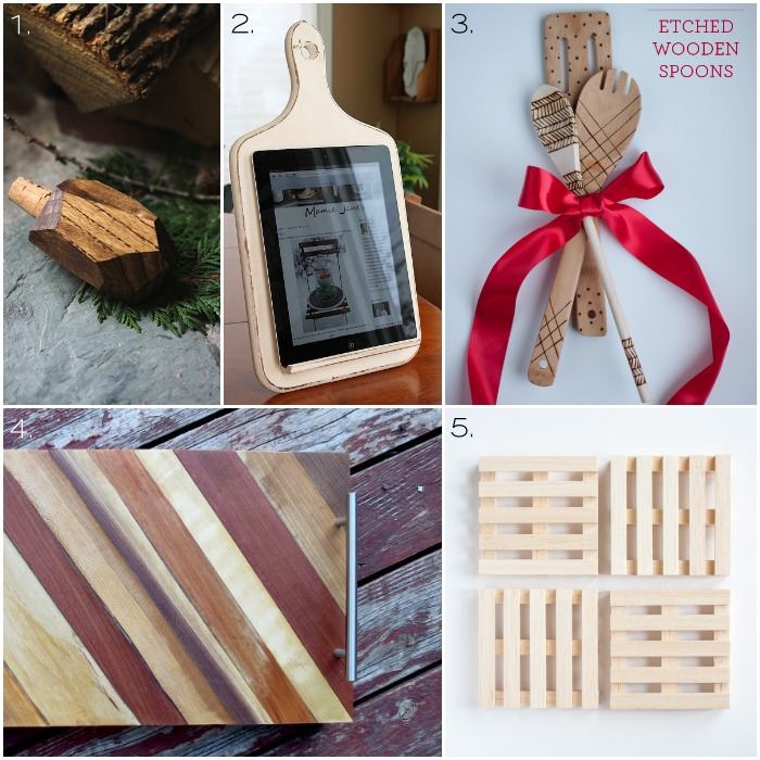 Over 30 wooden handmade gift ideas one dog woof gift ideas for the kitchen woodkitchengifts negle Choice Image