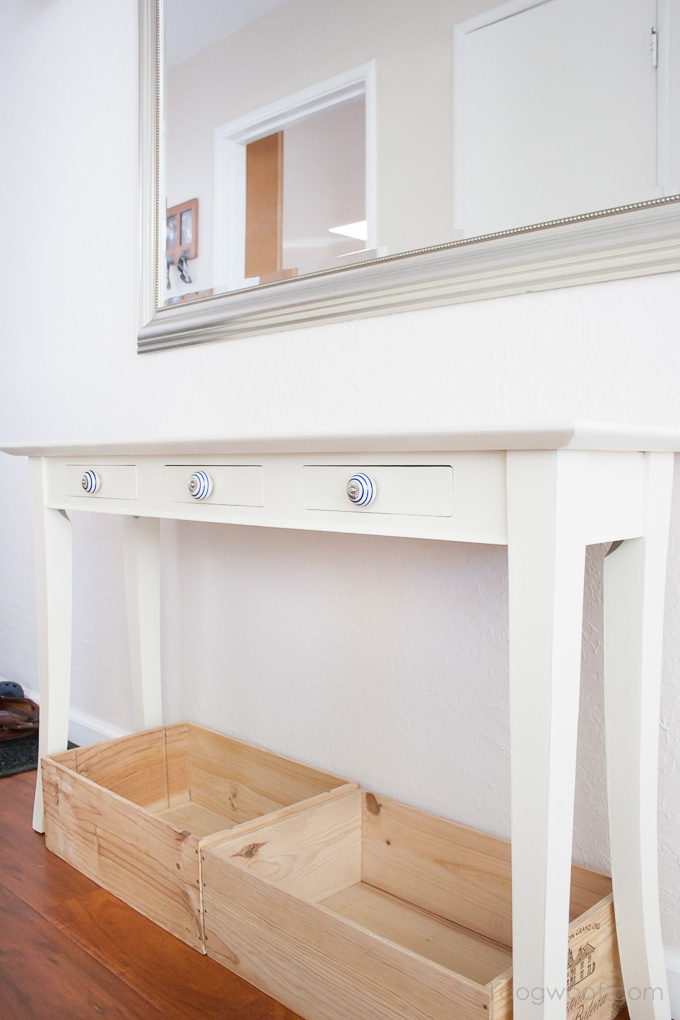 What I learned from using Annie Sloan Chalk Paint® | www.1dogwoof.com