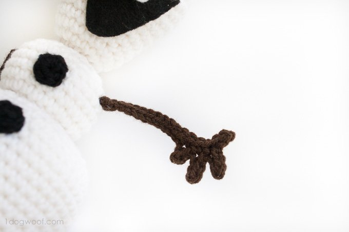 Olaf amigurumi tutorial. - YouTube | 453x680