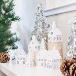Winter Village Display