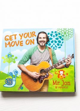 Get Your Move On by Mr. Jon and Friends