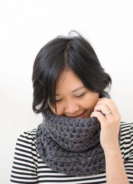 Millbrook Cowl for Yarn Heroes Charity Campaign