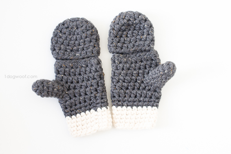 Millbrook Chunky Mittens One Dog Woof