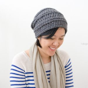 Millbrook Slouch Hat for Yarn Heroes Charity Campaign