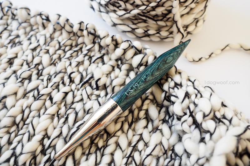 Knitter's Pride Dreamz circular knitting needles