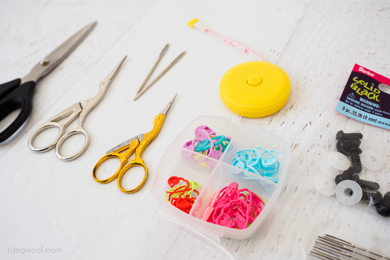 essential tools for crocheters and knitters