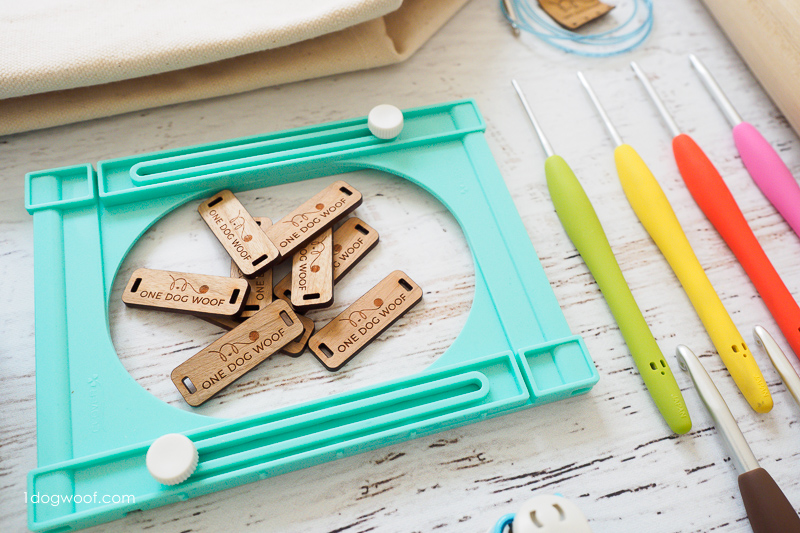 brand your work with custom wooden logo tags