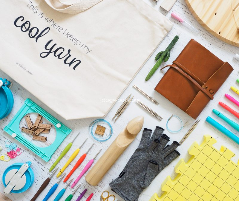 25+ Gift Ideas for Crocheters and Knitters: My Favorite Tools and Accessories