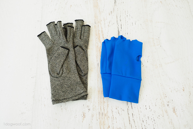save your wrists with compression gloves