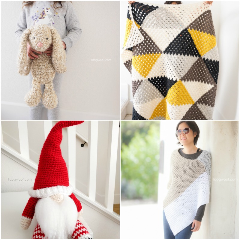 Favorite Crochet and Knit Projects of 2017