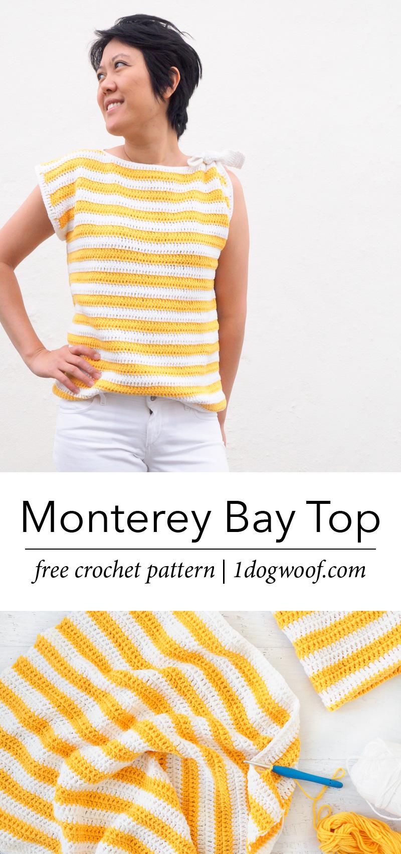 Monterey Bay pin image