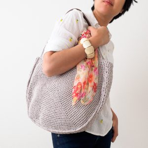 Over the shoulder Sonoma Circle Bag