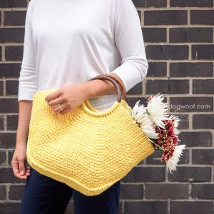 Casual Sunday with Riviera Tote
