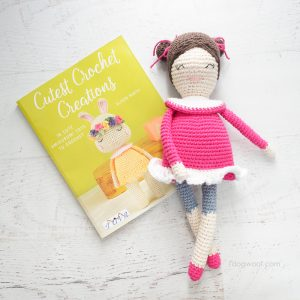 Cynthia Doll from Cute Crochet Creations