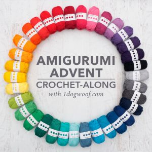 Amigurumi Advent Calendar Crochet-Along: Get Started Here!