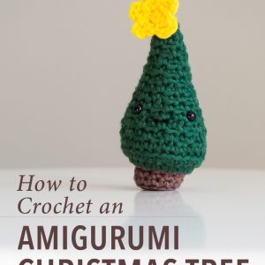Christmas Tree Amigurumi Crochet Pattern