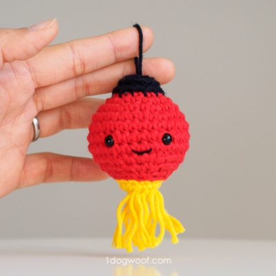 Amigurumi Lantern Crochet Pattern
