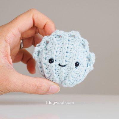 Amigurumi Seashell Crochet Pattern