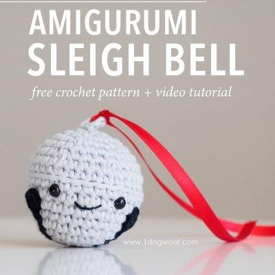 Amigurumi Sleigh Bell Crochet Pattern