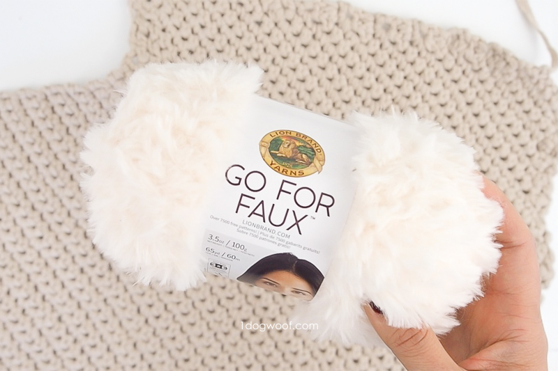 Go For Faux yarn