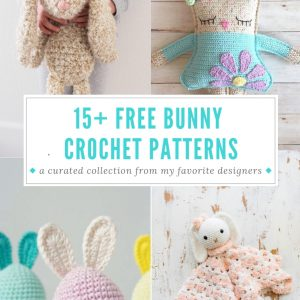 crochet-bunny-pattern-collection