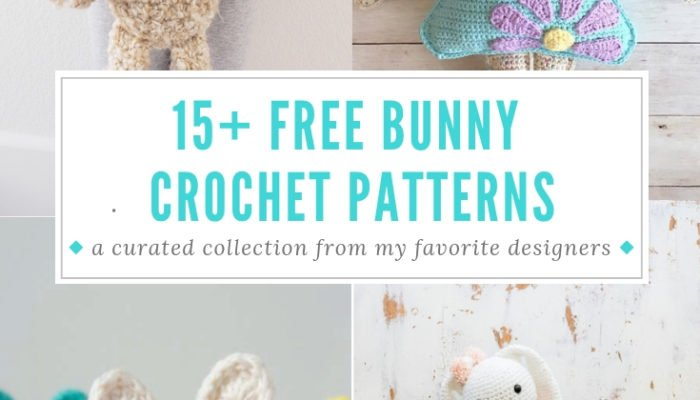 My Favorite Free Bunny Crochet Patterns Collection