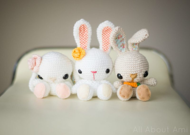 Spring Bunnies by All About Ami