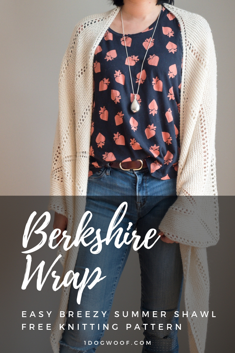 berkshire wrap draped pin