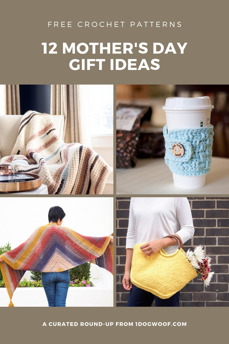 free crochet patterns for mothers day