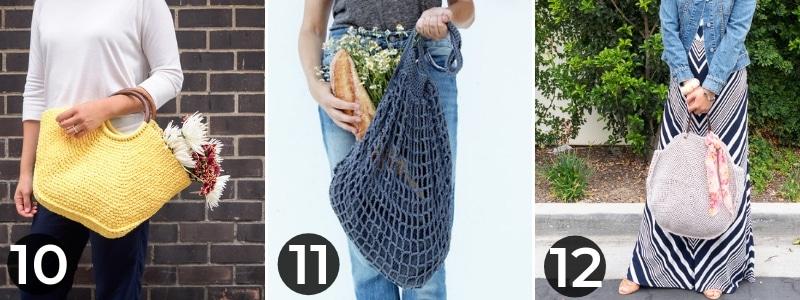 totes market bags and circle bags