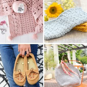mothers day free crochet pattern roundup