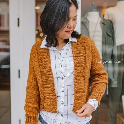 The Firefly Cardigan: A Perfect Fall Knit