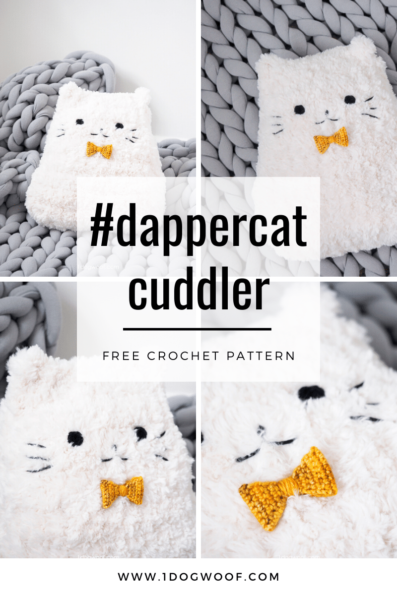 #dappercat vertical pin