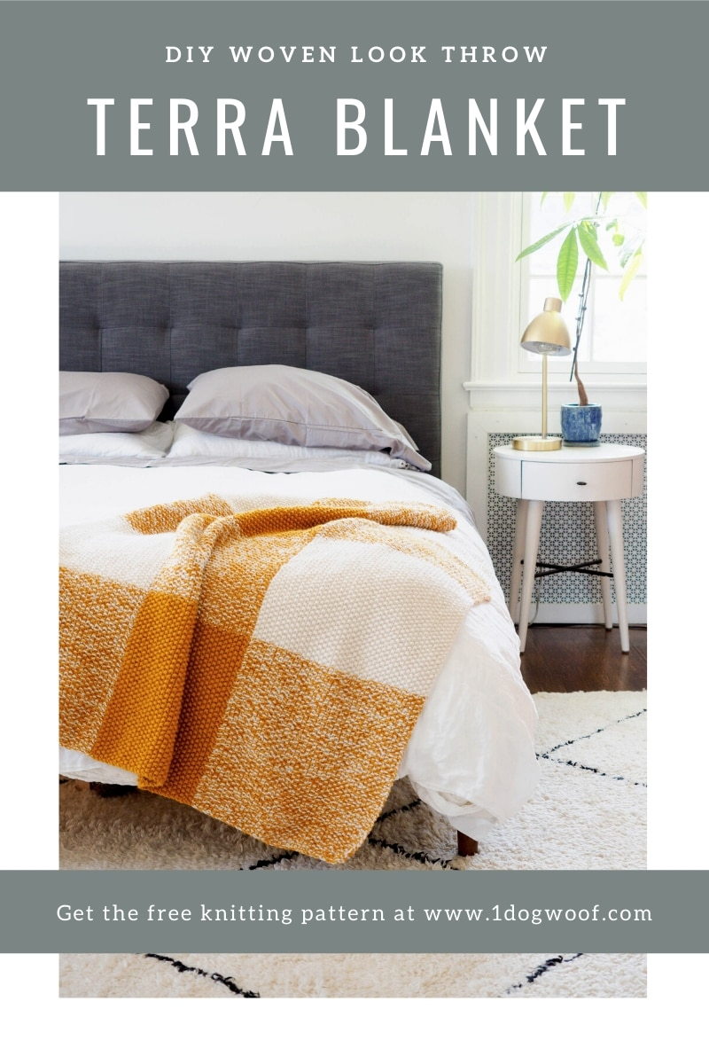 Buffalo Plaid Blanket on Bed with title image