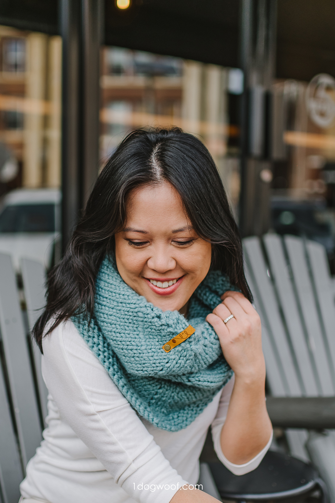 Cactus Cowl Knitting Pattern: A Quick 2 Skein Project