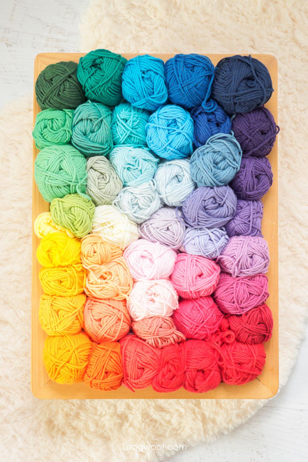 My Life in Yarn: The Design & Pattern Writing Process