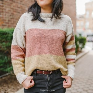 block-party-sweater knitting pattern