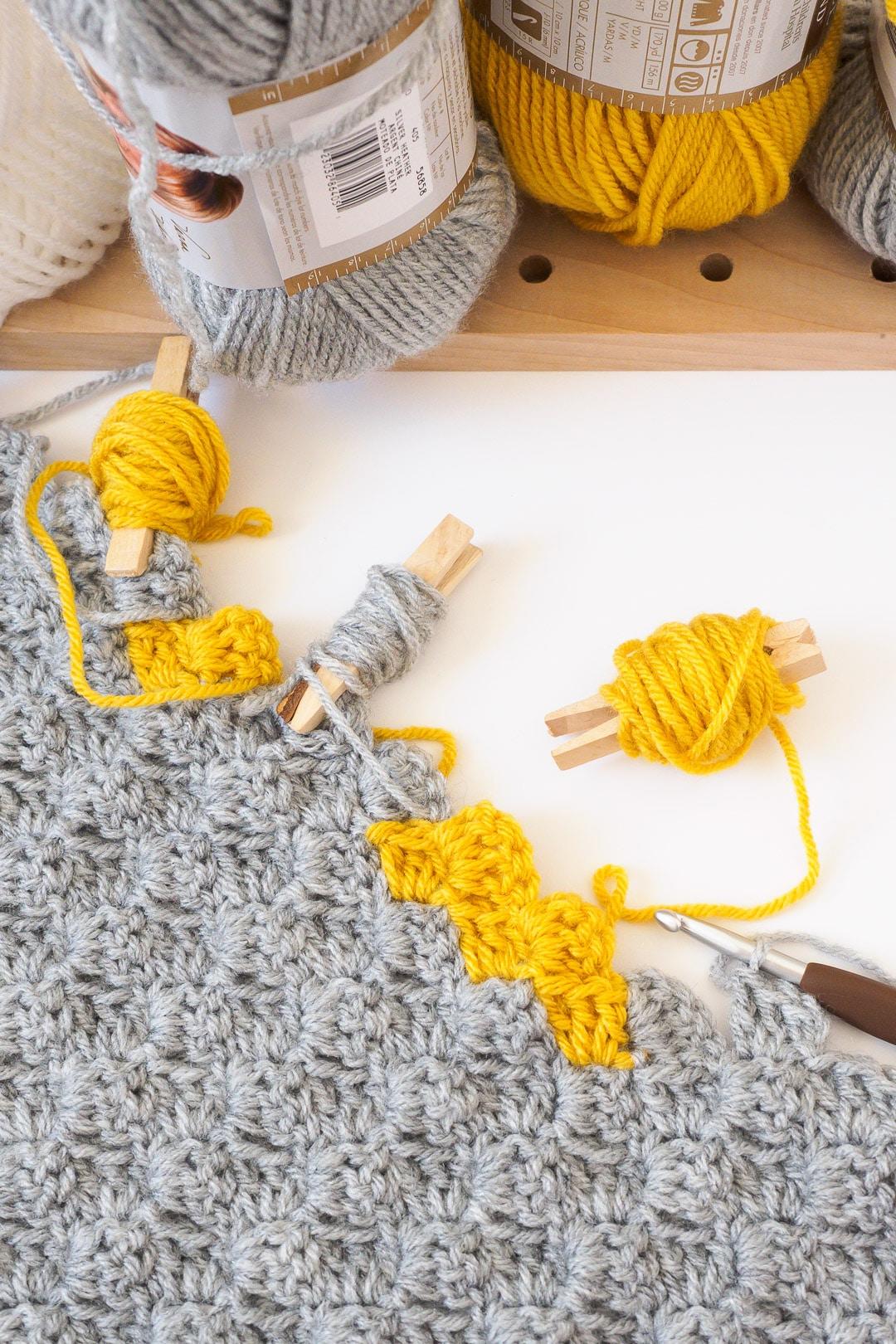 9 Corner to Corner Crochet Pictorials for Beginners