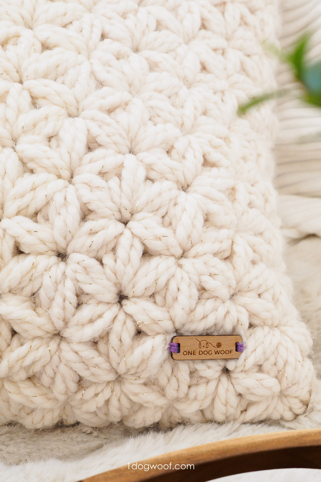 How to Crochet the Jasmine Star Stitch