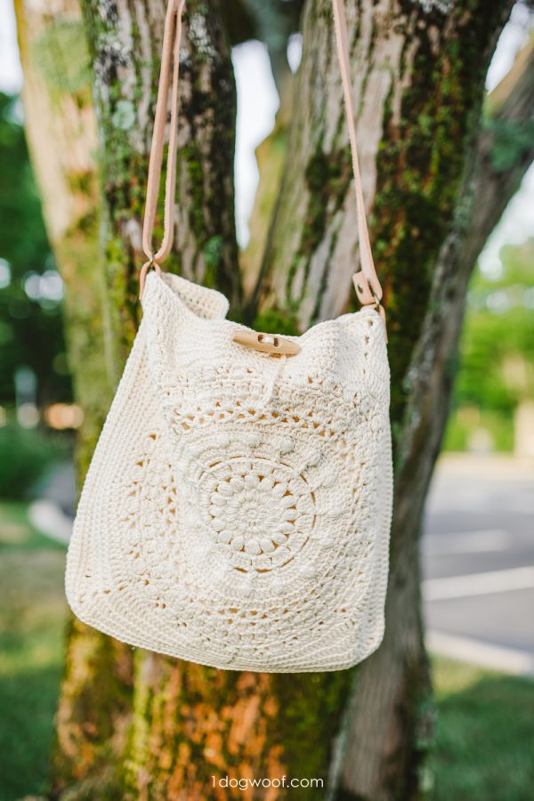 marigold cross body bag