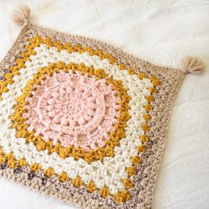 solitude blanket crochet pattern