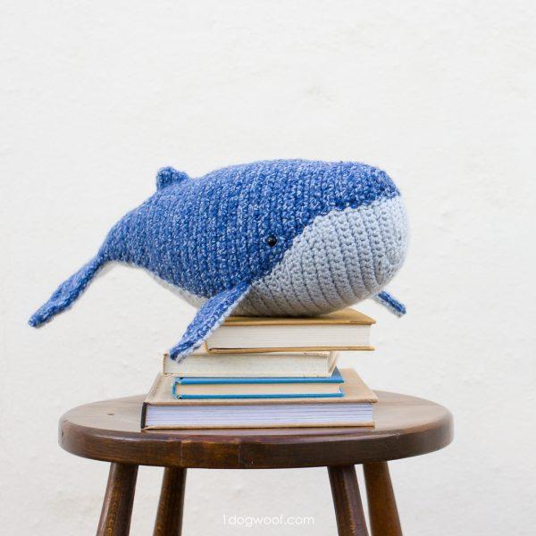 crochet whale pattern