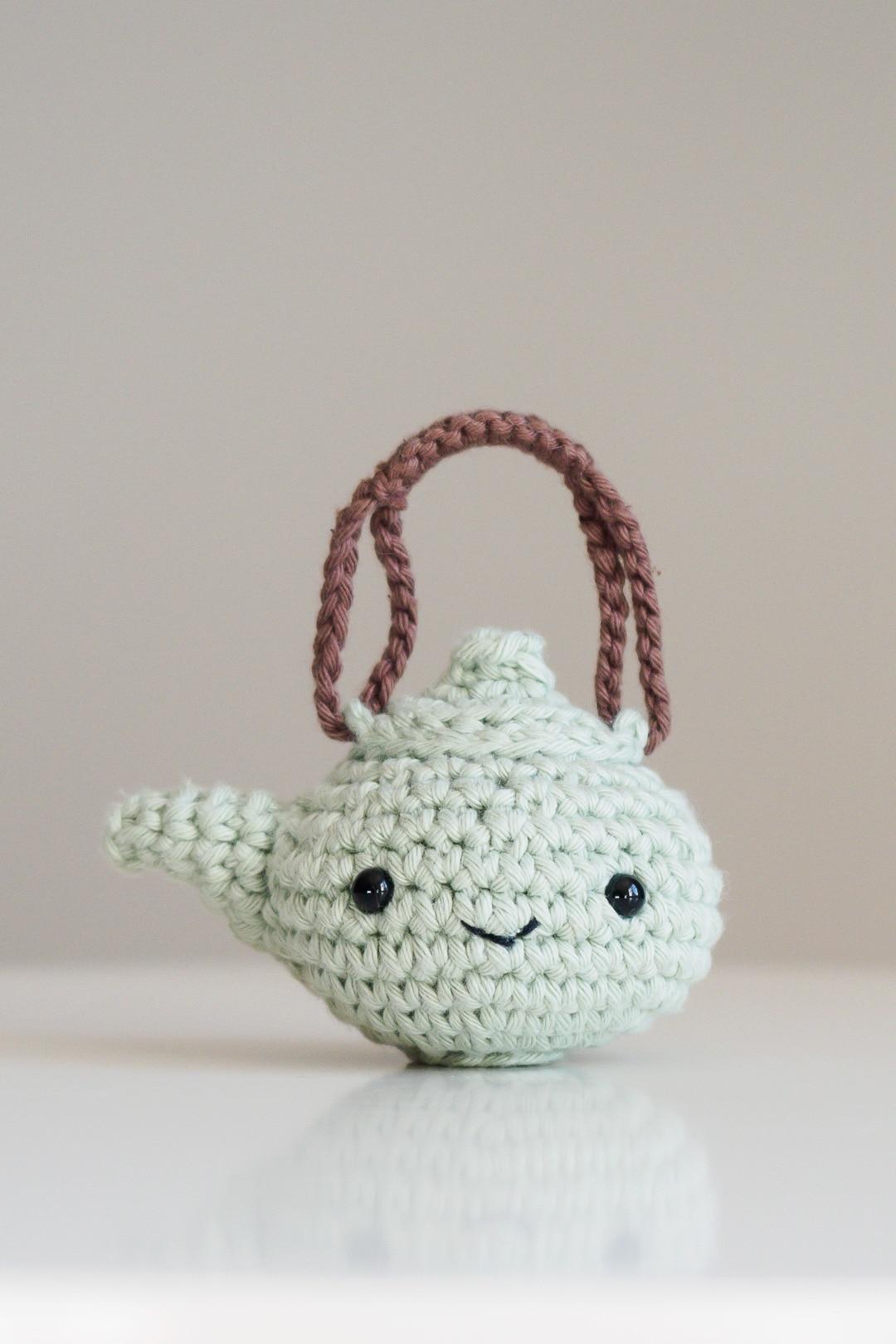 Amigurumi Teapot Crochet Pattern