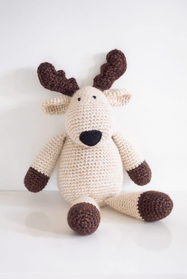 marmalade moose stuffed reindeer
