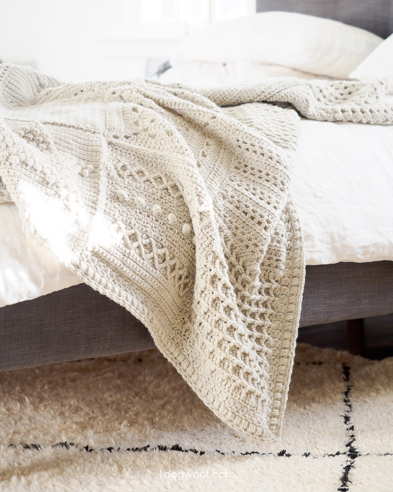 family heirloom crochet blanket